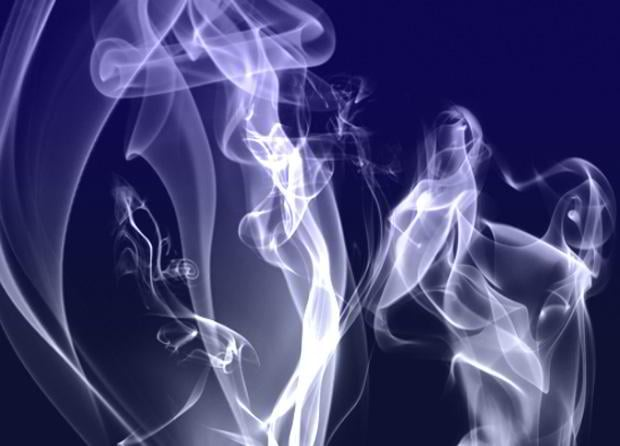 smoke brushes photoshop set