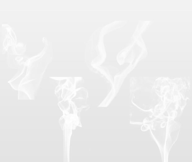 smoke brushes set