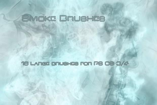 smoke brushes sets