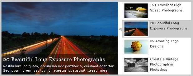 jquery image slider tutorials