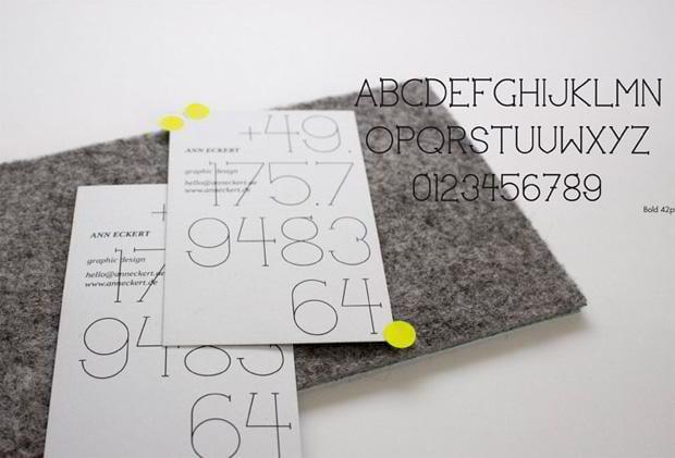 free fonts new