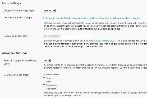 google-analyticator