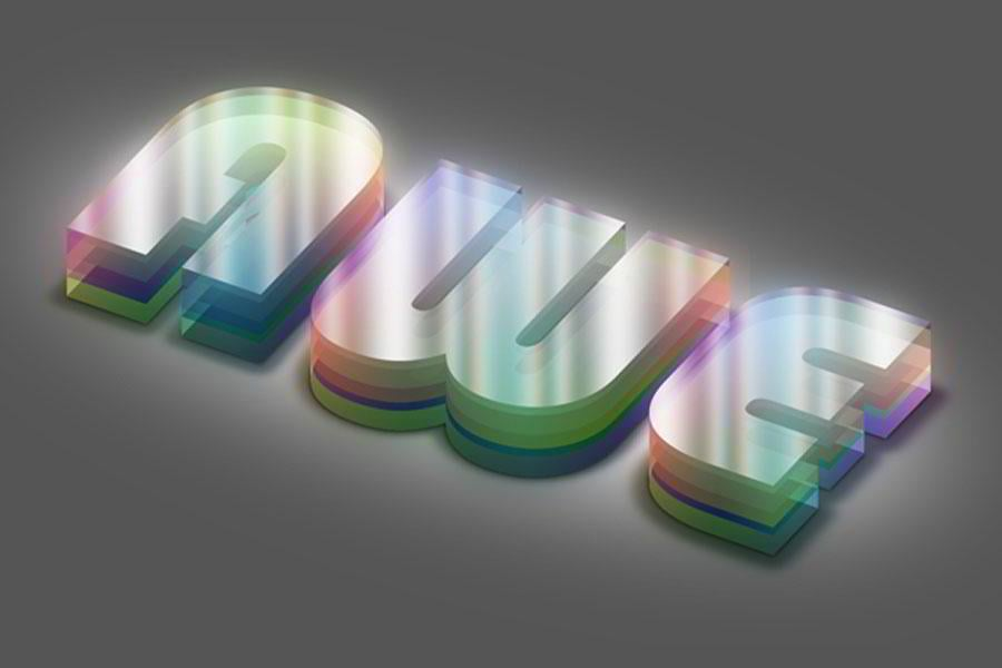 Learn to design logos in photoshop