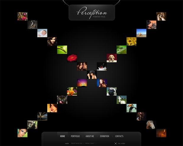 Symmetry In 33 Website Templates Monsterpost
