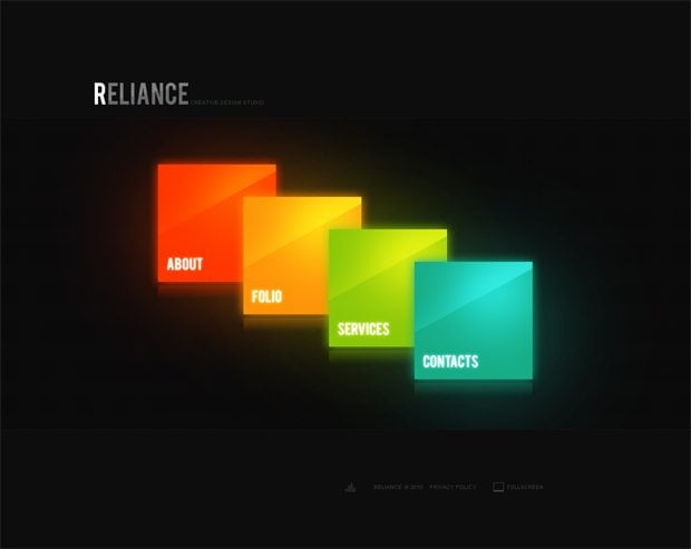 symmetry web templates