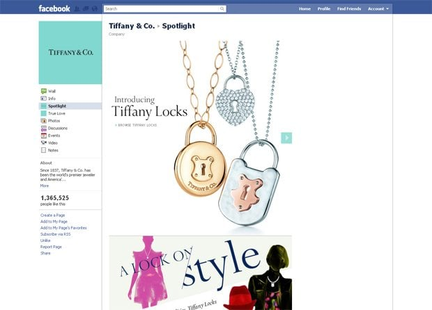 facebook ecommerce store