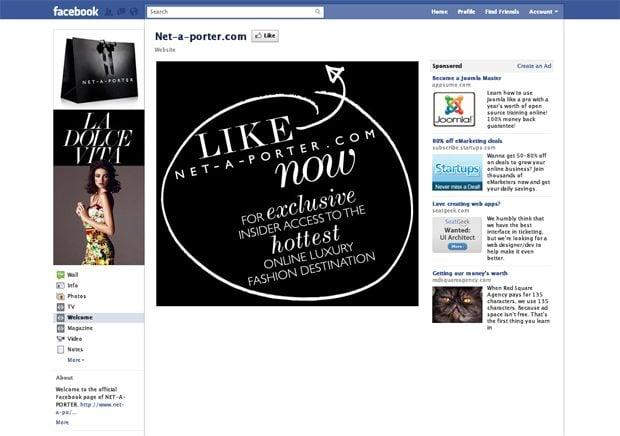 facebook ecommerce