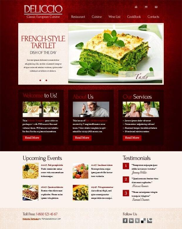 website themes free
