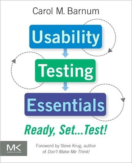 usability study template - usability books that should be on your reading list