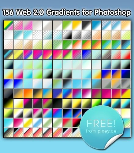 photoshop photographic toning gradients download