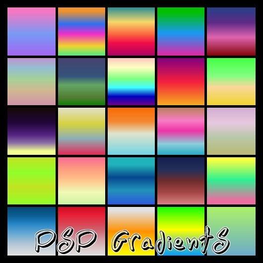 free photoshop gradient sets
