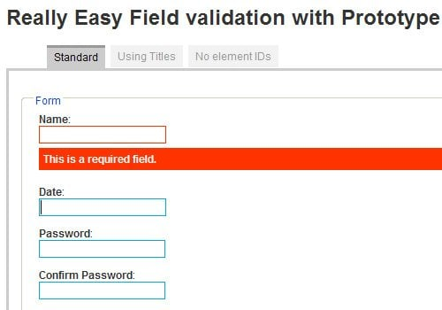 CSS And JavaScript Tips For Designing Efficient Forms