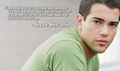 testimonial Jesse Metcalfe