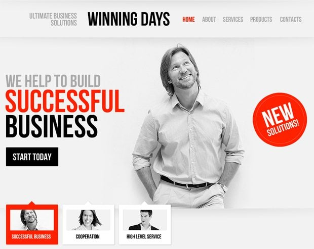 Cyber Monday Promo - 40% OFF on Extended Templates and Premium ...