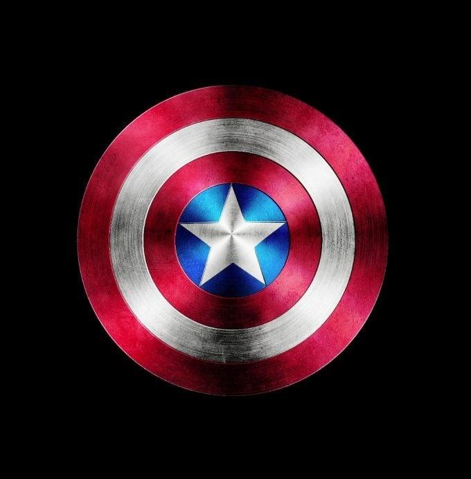 Top 25 example based photoshop tutorials monsterpost captain america shield in photoshop toneelgroepblik Image collections