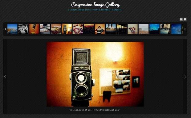 jquery css3 gallery slideshow tutorials 2012