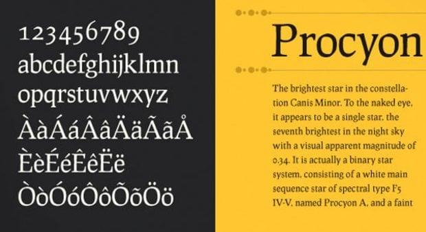 free bold fonts