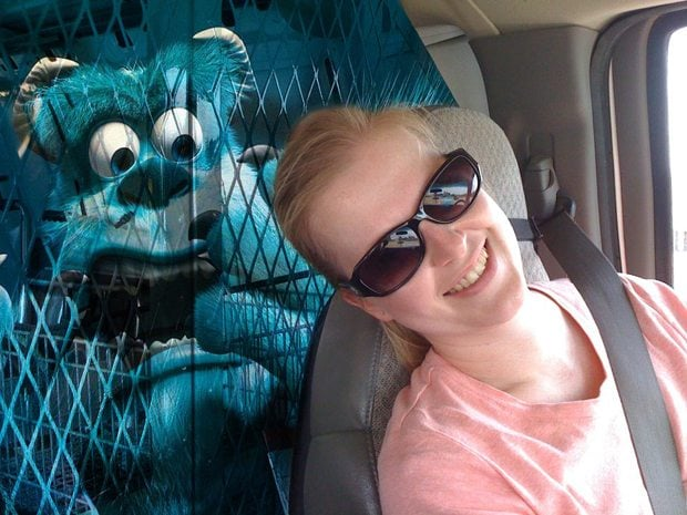 Monster and Me Photo Contest