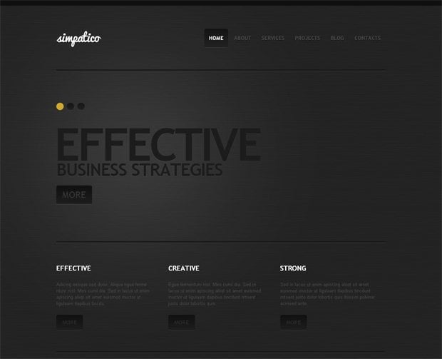 Responsive WordPress Templates