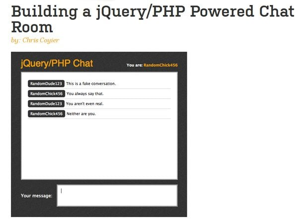 jQuery Tips and Tricks for Web Designers