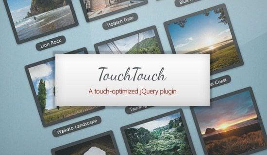 jquery slider plugins