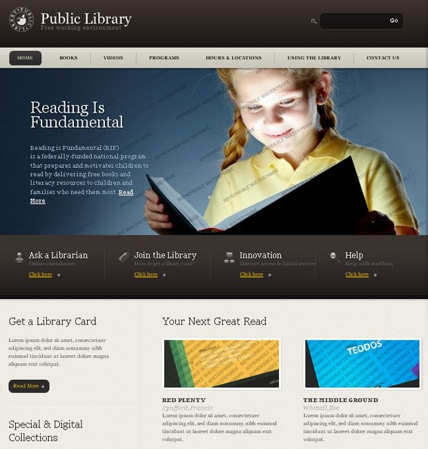 Back to School: Last Trends in Educational Website Designs ...