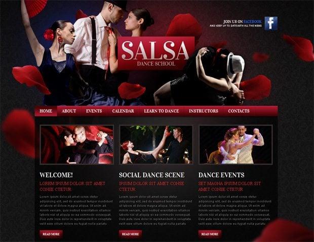 Educational Website Designs