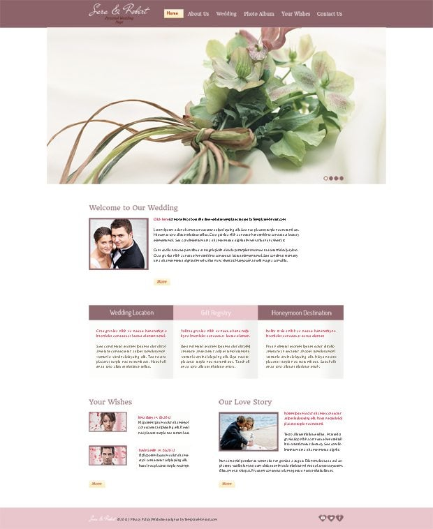 Monday life hack for designers free theme for wedding site live demo download junglespirit Choice Image