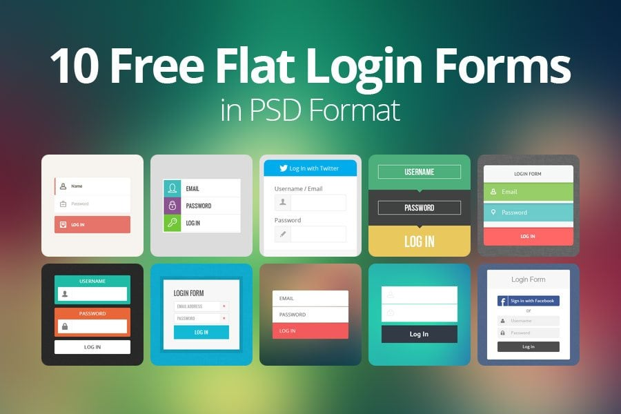 Free website login