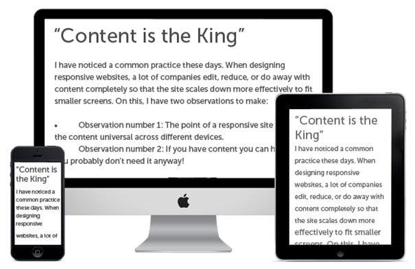 Responsive Web Design Myths