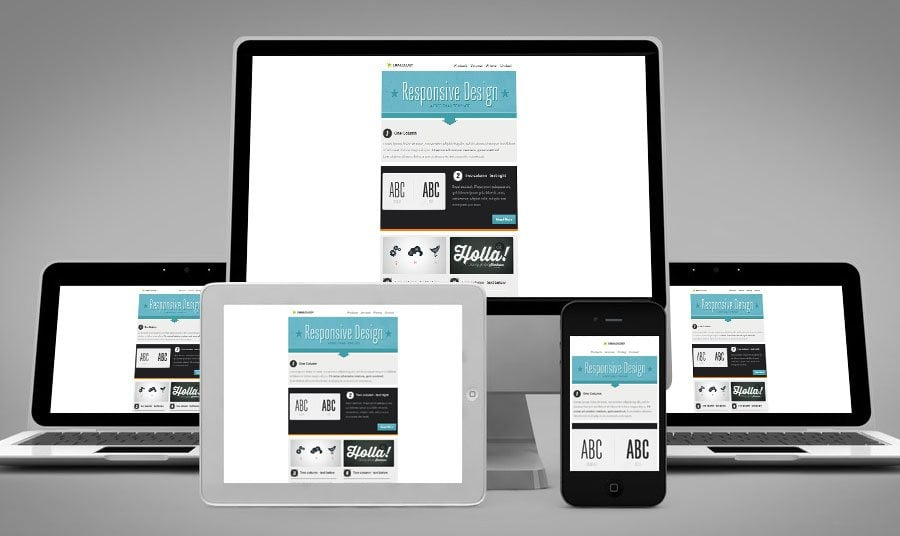 Responsive Email Design: Tutorials + Free Templates - MonsterPost