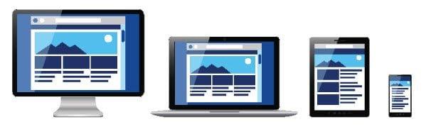 website design for millennial generation