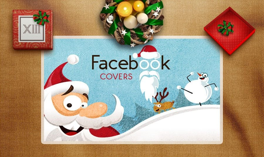 Christmas Eve Calendar: Business & Xmas Facebook Covers - 4 Free ...