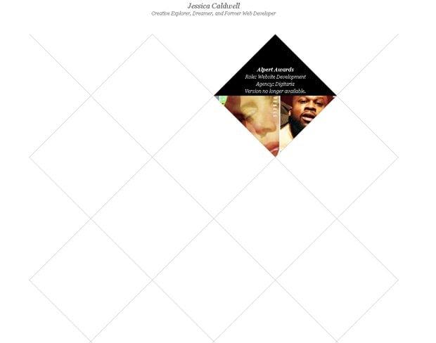 Geometric Web Design