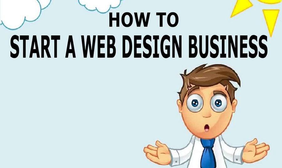 Starting a Web Design Business A Z Guide MonsterPost