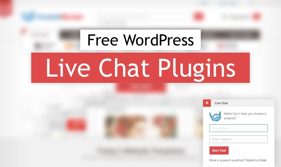 improve your website 39 s karma with free wordpress live chat plugin monsterpost. Black Bedroom Furniture Sets. Home Design Ideas