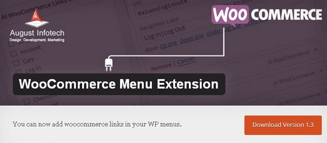 wordpress navigation menu plugin