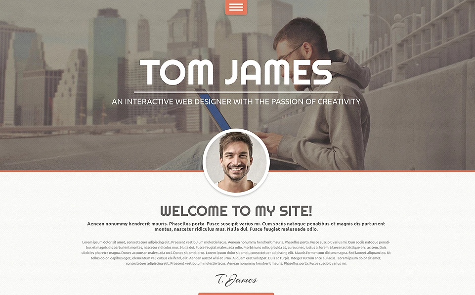 another great example of a web designers cv here you will find everything youve ever wanted to have on your website just add your info change photo and