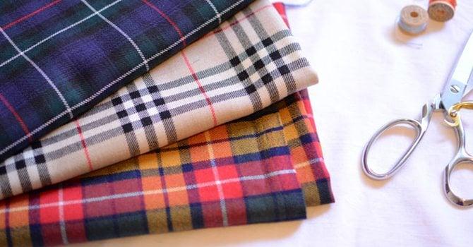 tartans shades and colors