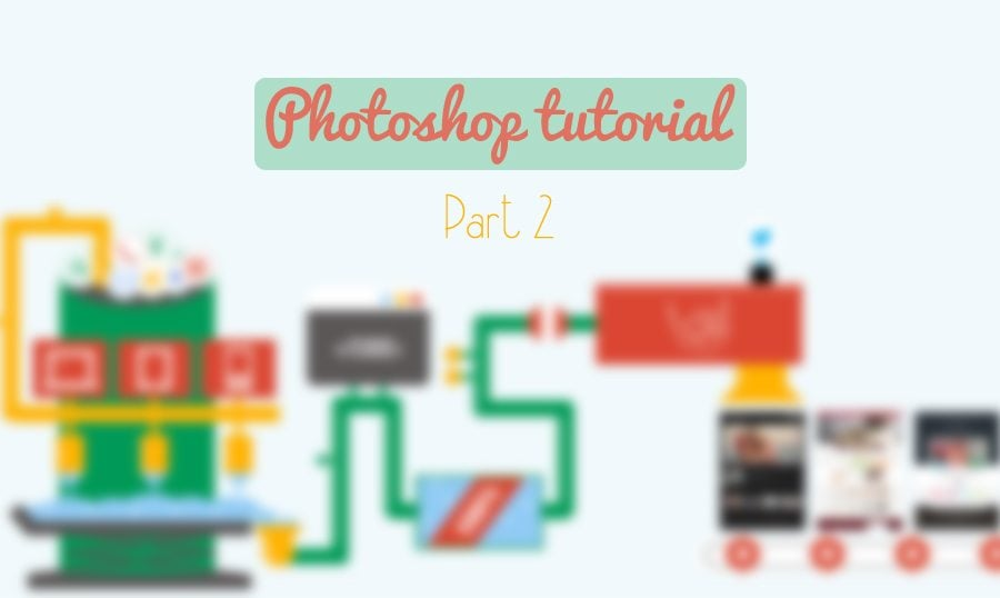Twitter Cover Photoshop Tutorial [Part 2] - MonsterPost