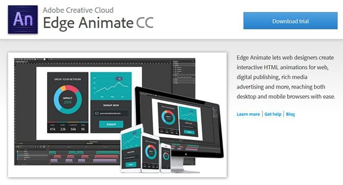 Best Html5 Tools To Create Animated Pages In 2018