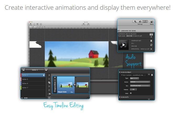 best html5 tools to create animated pages in 2018, Powerpoint templates