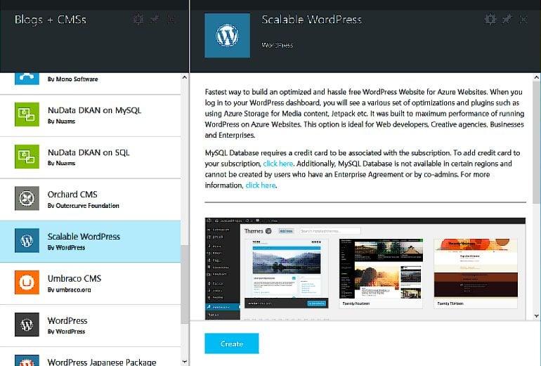 Microsoft Azure Makes Scaling WordPress Website a Hassle-Fre