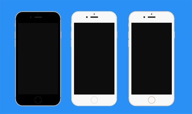 iphone 6 free mockups for styling up your product presentation