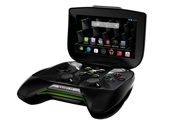 win Nvidia Shield gaming console