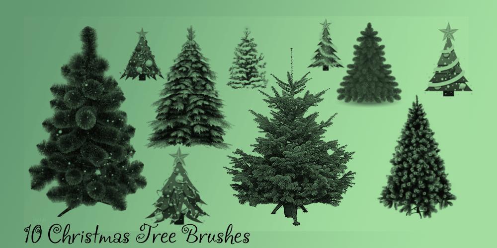 christmas_tree_brush_set