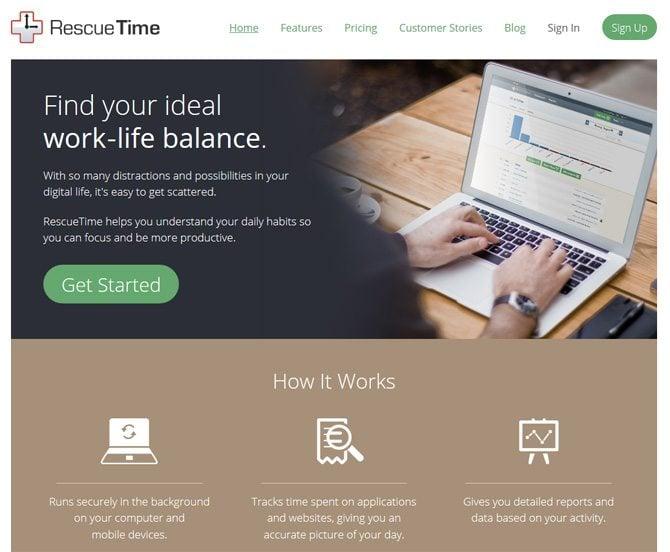Rescue-Time
