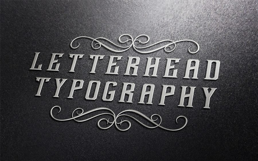 Free Letterhead Fonts Collection