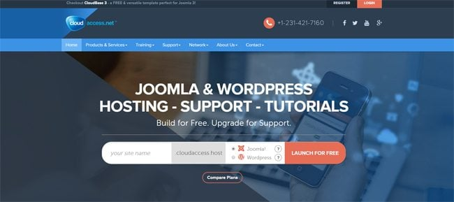 Best Reliable Web Hosting Providers for Joomla