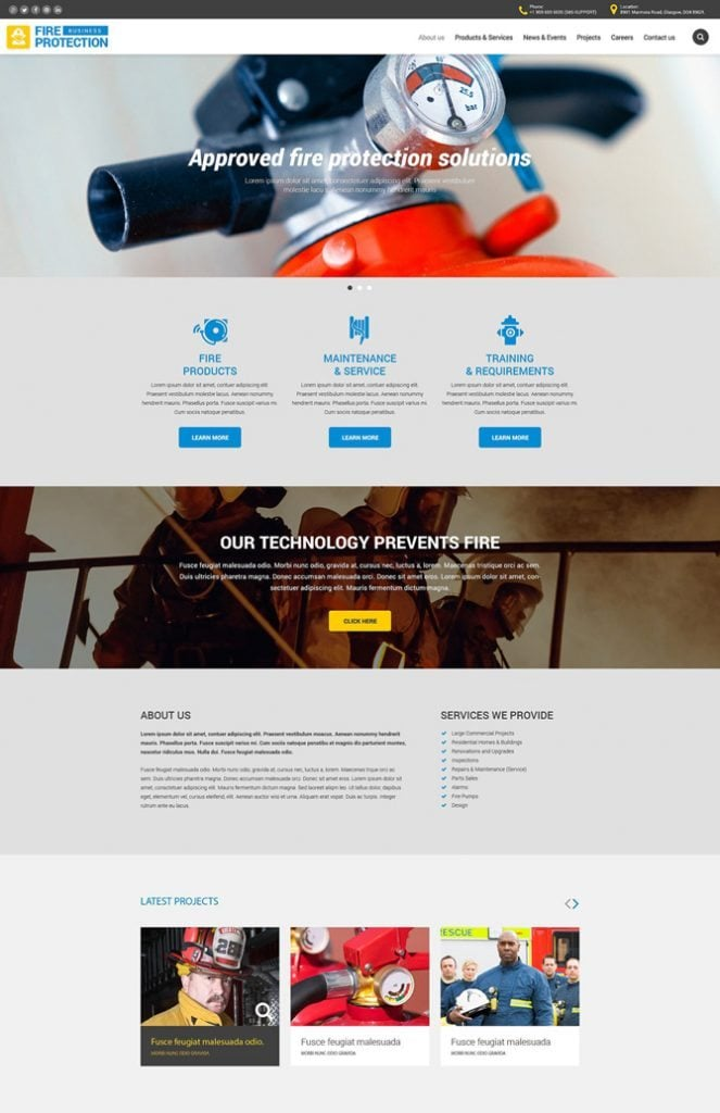 15 BestSelling HTML5 Templates to Get at a 60 Discount